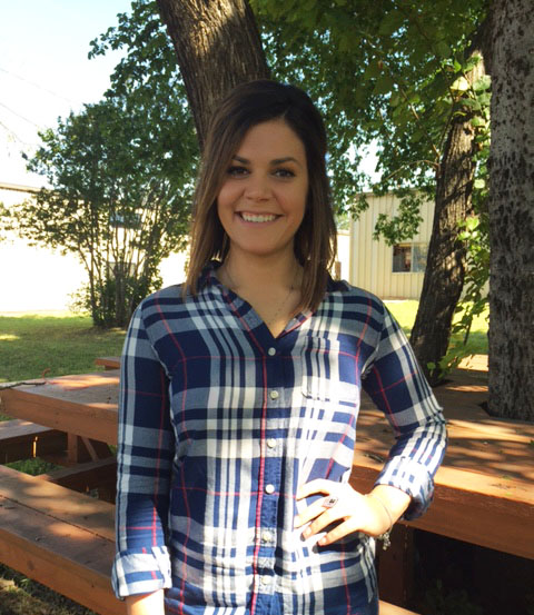 Amanda Florez is Marketing Coordinator of Dalworth Restoration