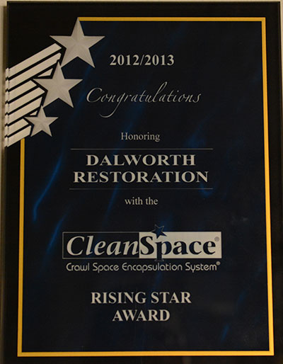 CleanSpace Rising Star Award