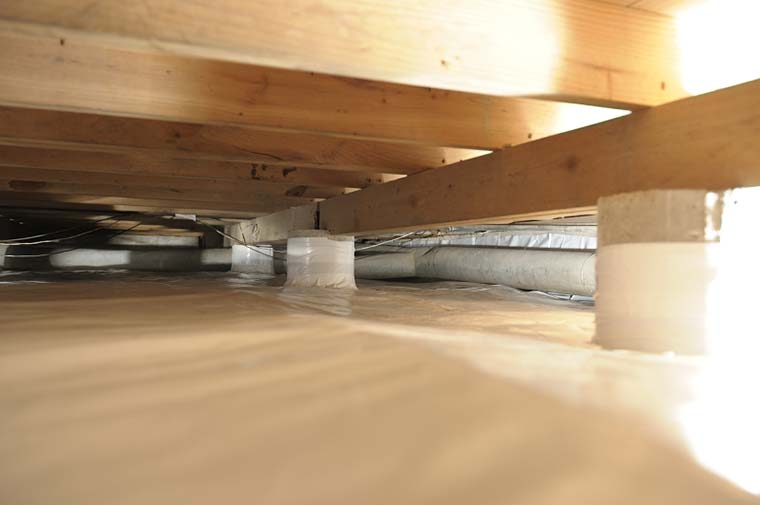 Crawl Space Finishing : Restoration services in dallas fort worth dalworth
