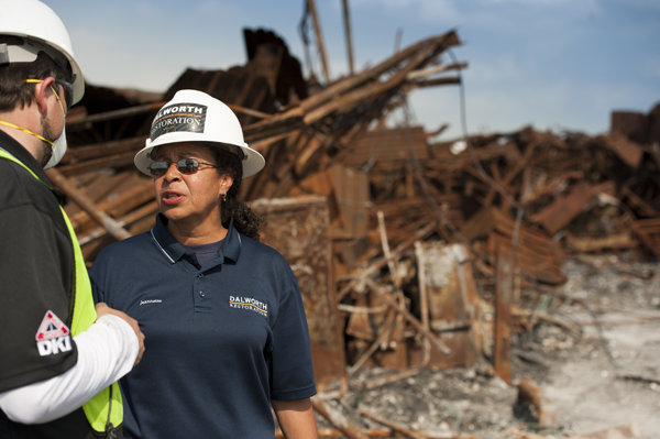 Commercial Disaster Restoration Services In Dallas Fort
