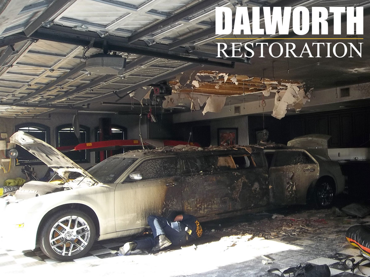 Fire Restoration Companies Dallas-Fort Worth | Dalworth Restoration