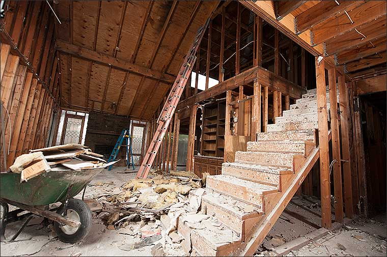 Fire Damage Restoration Company | Dalworth Restoration