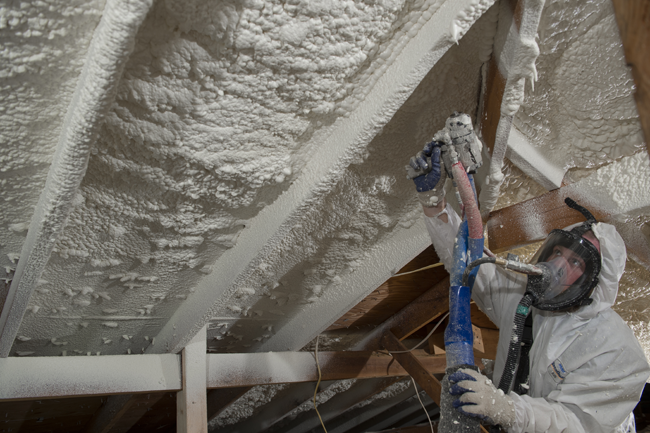 Spray Foam Insulation Services In Dallas And Fort Worth