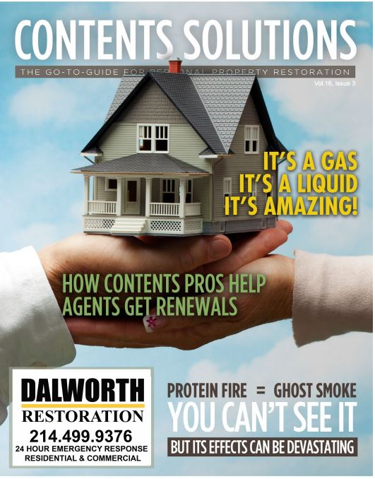 The february cover of contents solutions