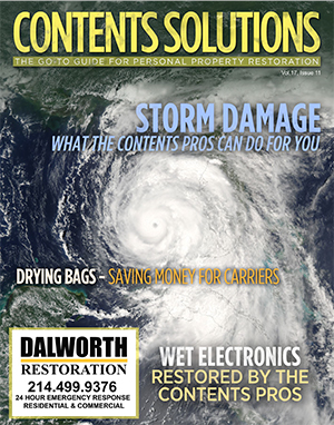 Dalworth Restoration Contents Solutions November 2017 Newsletter