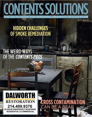 Dalworth Restoration Contents Solutions October 2017 Newsletter