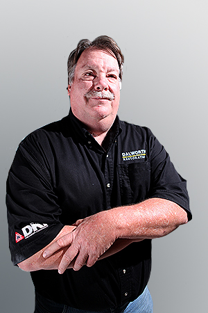 photo of carpet expert wesley butler