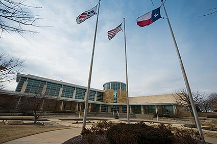 The Allen Event Center sports venue and stadium holds a multitude of various events in Allen, TX.