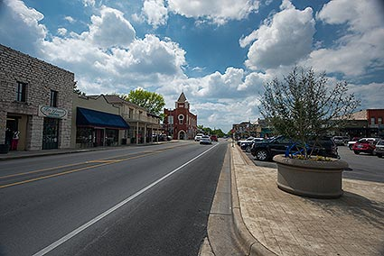 Downtown Cleburne, TX is thriving in presence with history and leisure for everyone to enjoy.