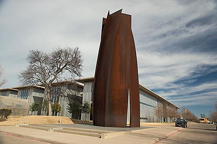 The Kimbell Art Museum in Fort Worth, TX is internationally renowned for both its collections and for its architecture.