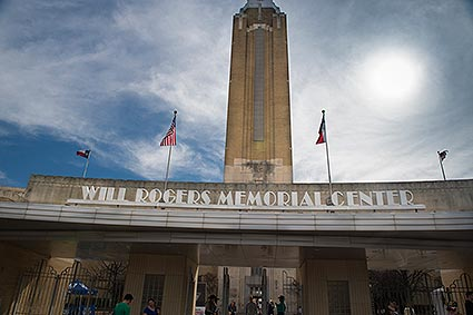 Will Rogers Memorial Center is a multipurpose complex of event facilities located in the Fort Worth, TX Cultural District.