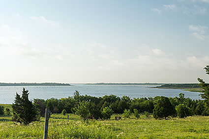 Lake Lavon is a 21,400 acre recreational lake for camping, fishing, skiing, boating, and relaxing operated by the U.S. Army Corps of Engineers in Lavon, TX.