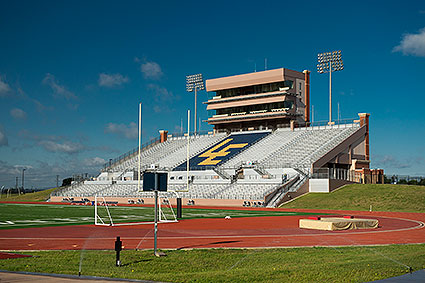 The Little Elm Athletic Complex track and field is home to the Little Elm, TX Lobos and LEISD athletes.
