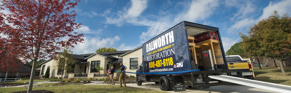 Dalworth Restoration Truck
